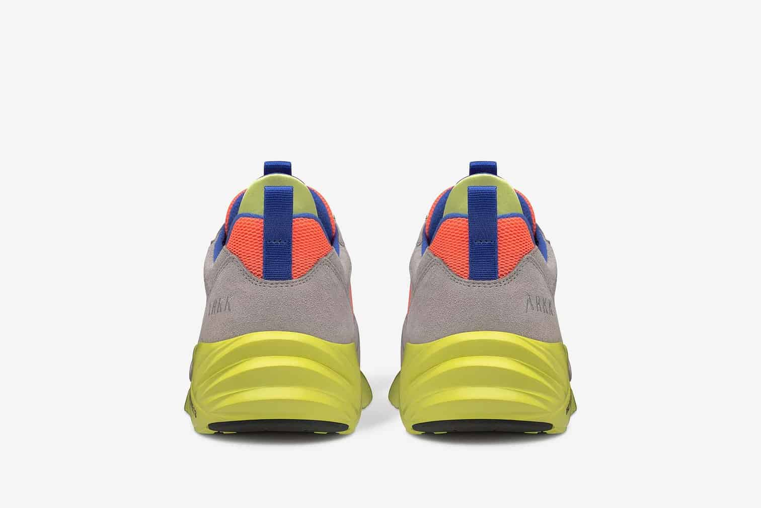 Kanetyk suede w13 ASH NEON LIME